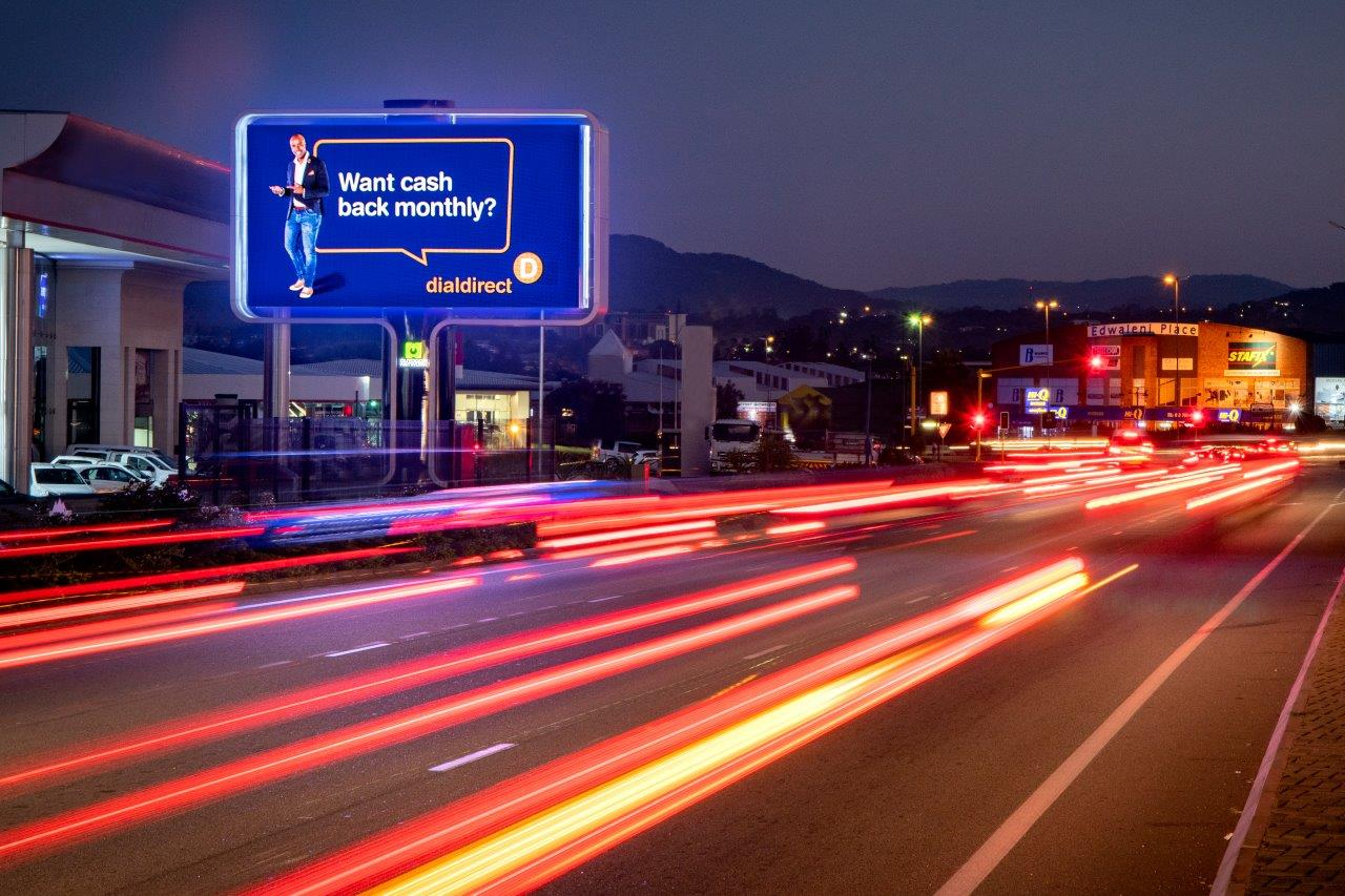 Digital Billboard Mbombela