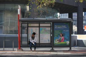 Tibb Street Network Bus Shelter